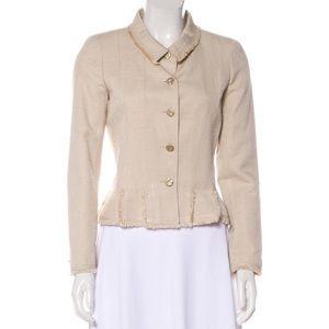 Chanel 2006 textured jacket